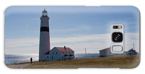 Lighthouse Labrador Galaxy Case