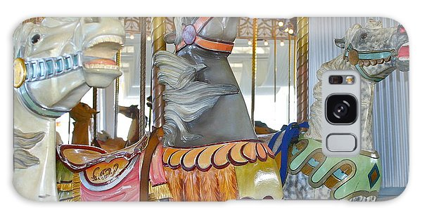 Lighthouse Park Carousel Galaxy Case