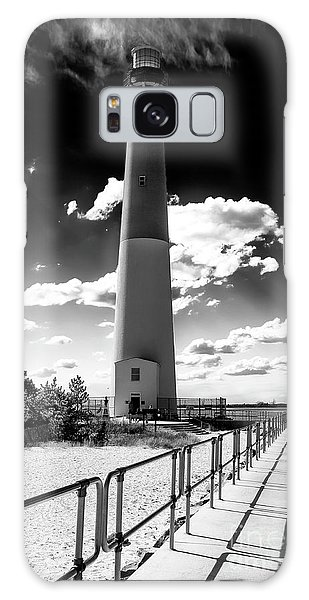Lighthouse Walk Galaxy Case
