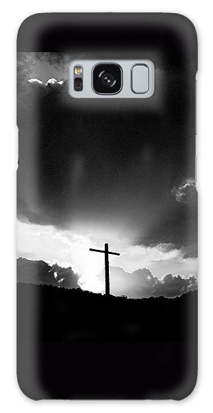 Lighting Faith Galaxy Case