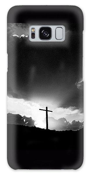Lighting Faith Galaxy Case
