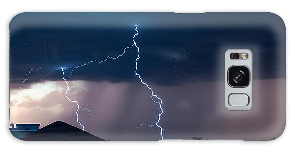 Lightning 2 Galaxy Case