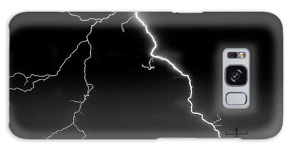 Lightning Bolt Galaxy Case