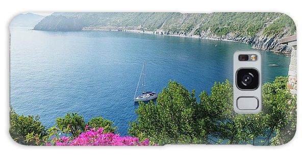 Ligurian Sea, Italy Galaxy Case