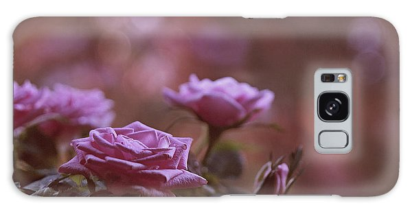 Like A Fine Rosie Of Pastels Galaxy Case