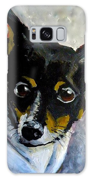 Lil Rat Terrier Galaxy Case