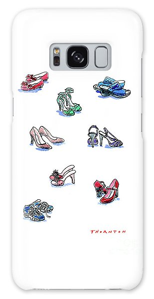L'il Shoes Galaxy Case