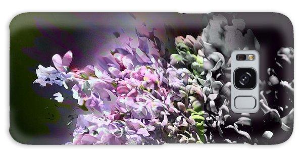 Lilac 2 Galaxy Case