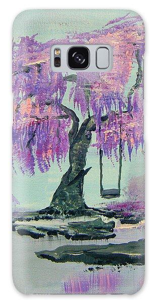 Lilac Dreams- Prince Galaxy Case