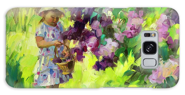 Environments Galaxy Case - Lilac Festival by Steve Henderson