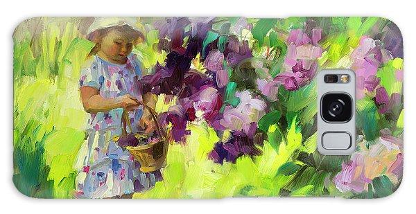 Rural Galaxy S8 Case - Lilac Festival by Steve Henderson