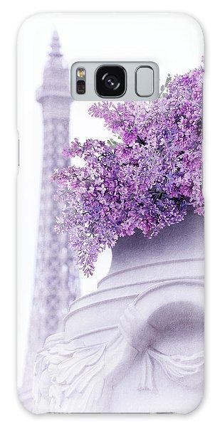 Lilac Tales Galaxy Case