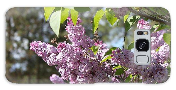 Lilacs 5545 Galaxy Case