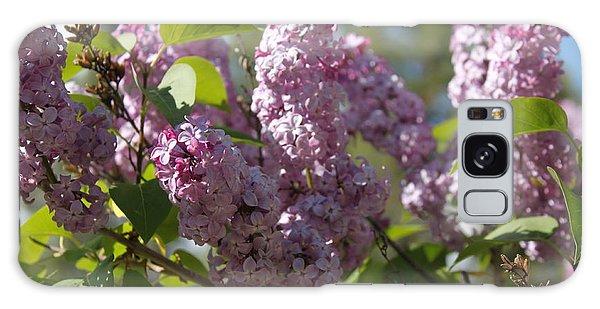 Lilacs 5548 Galaxy Case