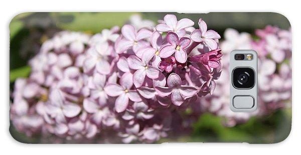 Lilacs 5549 Galaxy Case
