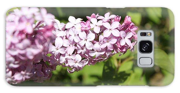 Lilacs 5550 Galaxy Case