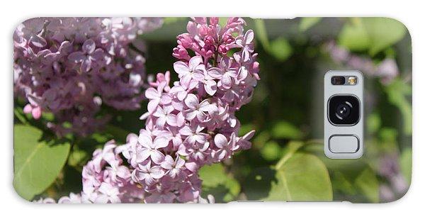Lilacs 5552 Galaxy Case