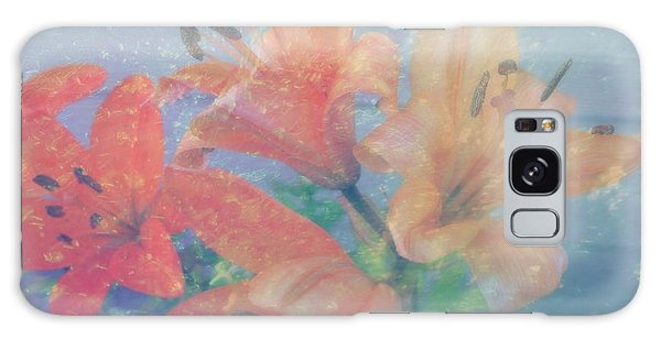 Lilies #1 Galaxy Case