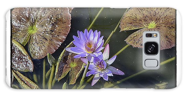 Lillies Galaxy Case