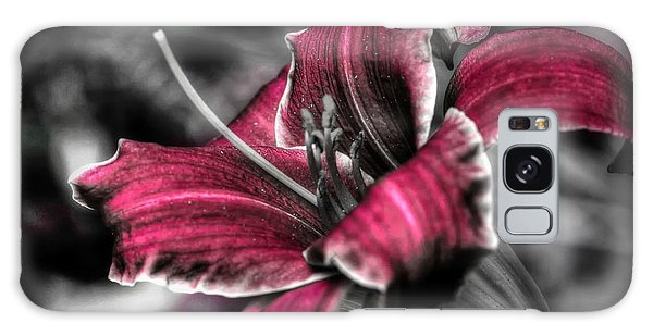Galaxy Case featuring the photograph Lilly 3 by Michaela Preston