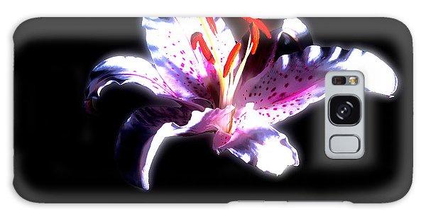 Lilly Flower  Galaxy Case