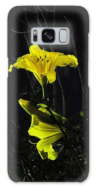Lilly In The Evening Galaxy Case by Charles Ables