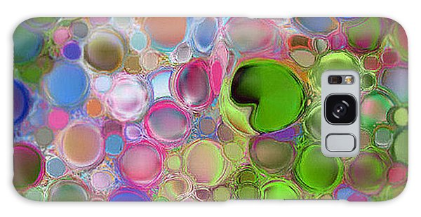 Lilly Pond Galaxy Case