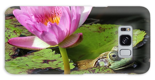 Lily And The Bullfrog Galaxy Case