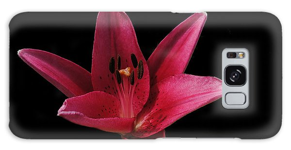 Lily Galaxy Case by Eric Liller