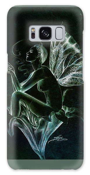 Lily Fay Galaxy Case by Ragen Mendenhall