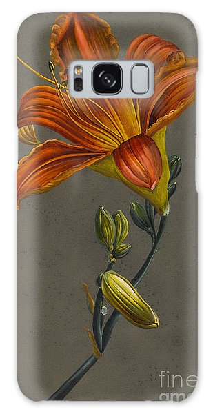 Decorative Galaxy Case - Lily by Louise D'Orleans