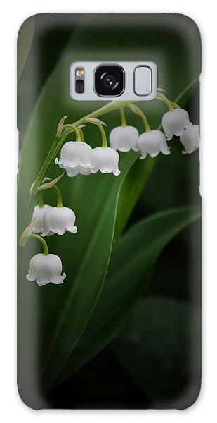 Lily Of The Valley 2 Galaxy Case
