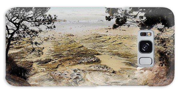 Lime Bay Tasmania 5 Galaxy Case by Lexa Harpell