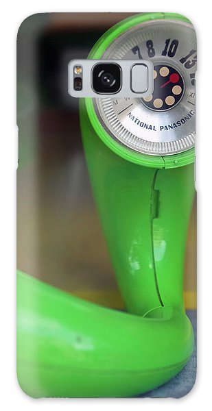 Lime Green Twisted Radio Galaxy Case