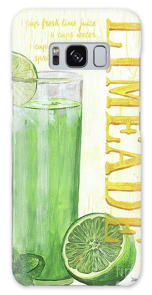 Glass Galaxy Case - Limeade by Debbie DeWitt
