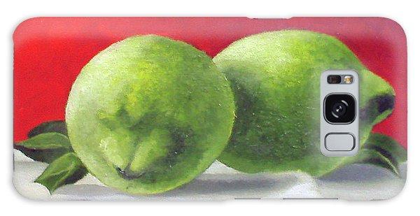 Limes Galaxy Case