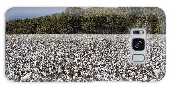 Limestone County Alabama Cotton Crop Galaxy Case