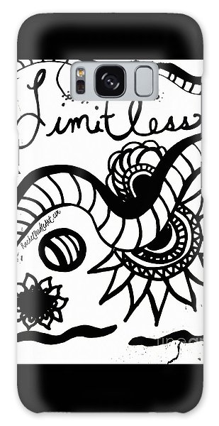 Limitless Galaxy Case