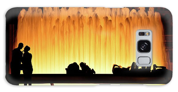 Lincoln Center Fountain Galaxy Case