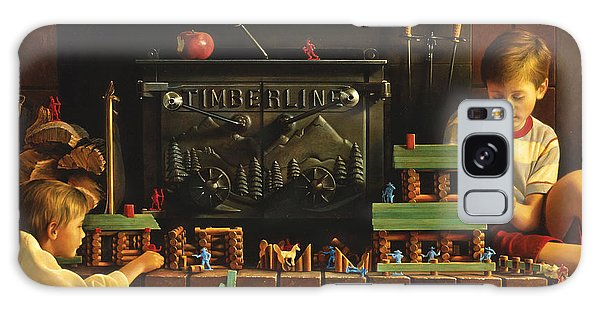 Lincoln Logs Galaxy Case