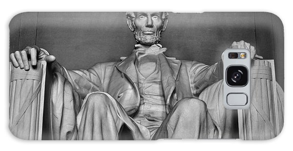 Galaxy Case featuring the photograph Lincoln Memorial by Kyle Hanson