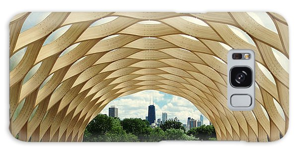 Lincoln Park Zoo Nature Boardwalk Panorama Galaxy Case