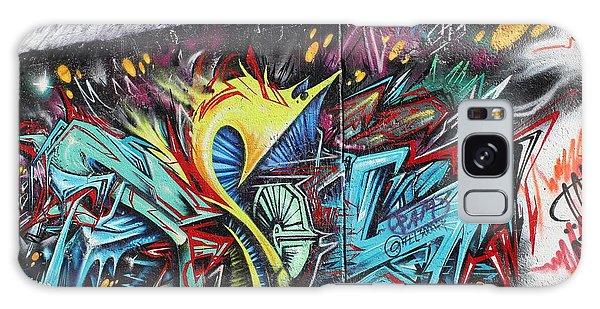 Lincoln Street Galaxy Case by Sheila Mcdonald