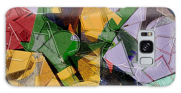 Linear Galaxy Case by Don Gradner
