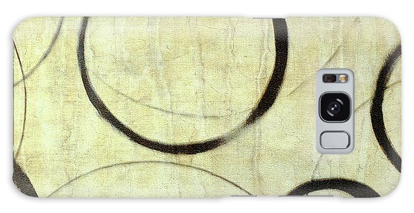 Linen Ensos Galaxy Case by Julie Niemela