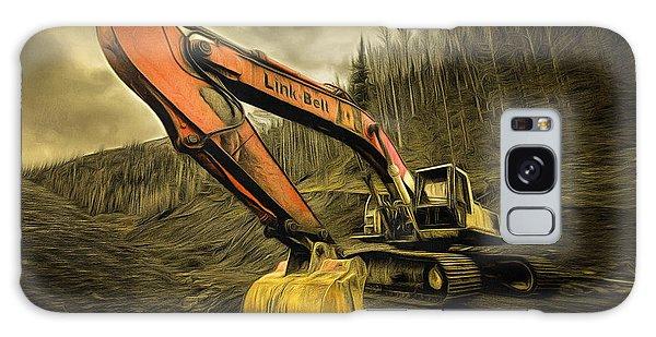 Link Belt Excavator Galaxy Case