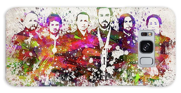 Linkin Park In Color Galaxy S8 Case