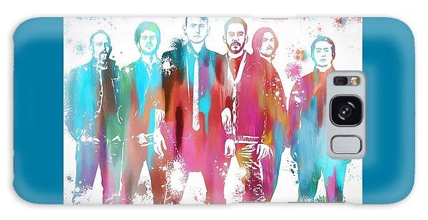 Linkin Park Watercolor Paint Splatter Galaxy S8 Case
