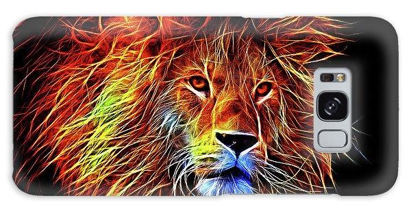 Lion 12818 Galaxy Case