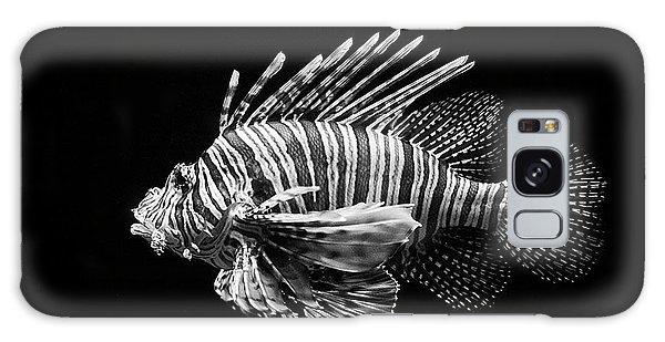 Lion Fish Galaxy Case